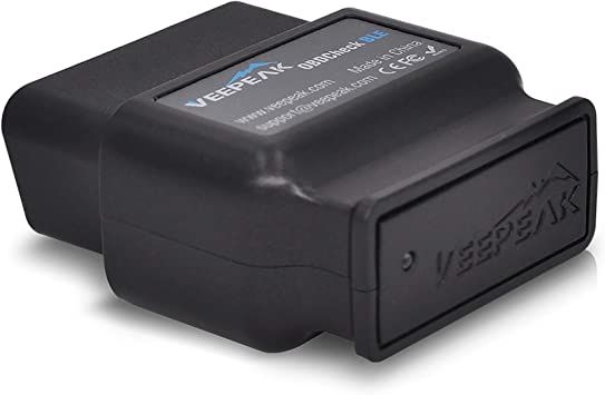 Veepeak Bluetooth OBD2 Scanner Android OBD 2 Mini OBDII Adapter Check Engine