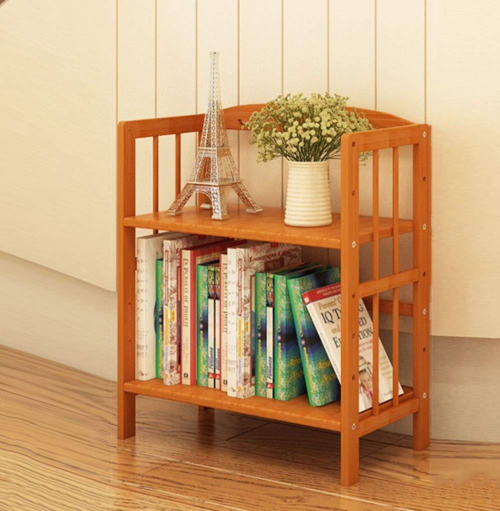 YMXLJF----- librero, Ideas de Moda Estantería, librero, YMXLJF----- Estante de Mesa, combinación Simple, Estante pequeño para niños, rellano (Tamaño : 50 x 25 x 58cm) 04a8a9