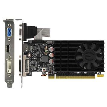 SMARTRICH - Tarjeta gráfica para GeForce GT730, 2 GB, DDR3 ...