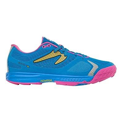 Women's Newton Running Boco Sol, Blue/Pink, 11.5 B