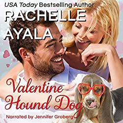 Valentine Hound Dog: The Hart Family
