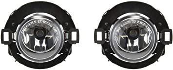New Fog Light LH=RH Side for Nissan Xterra NI2590102 2005 to 2015