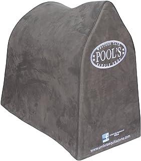 Pool's UE provasella de terre en fibre de verre avec revêtement en tissu daim. Pool's