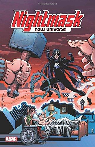 Nightmask: New Universe