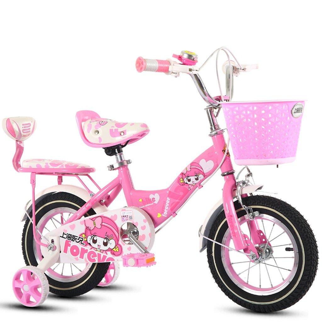 子供用自転車、4-10歳の少女用自転車 (Size : 16 inch) B07D12Q9RQ