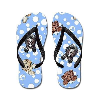 Pocket Doods - Flip Flops Funny Thong Sandals Beach Sandals