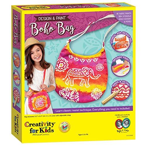 - Creativity for Kids Bag Boho Batik Bag