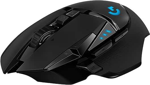 Logitech G502 Lightspeed Wireless Gaming RGB Mouse