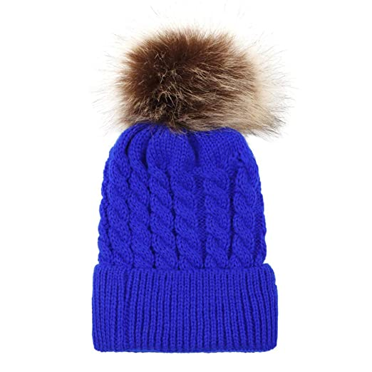 8bdcb8ad3a9 Amazon.com  AMSKY Hat for Baby Boy Winter