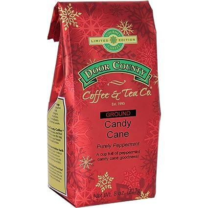 Door County Coffee Holiday Seasonal Blend, bolsa de 325 ml ...