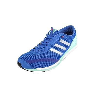 adidas Adizero Takumi Sen 3 Bleu Argent Vert: : Chaussures