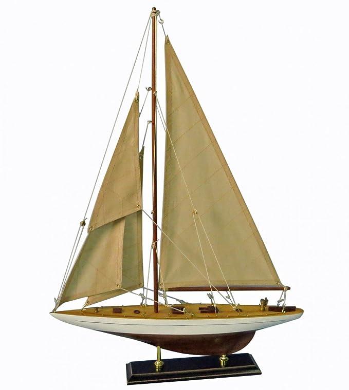 Maqueta de barco de madera Einmaster: Amazon.es: Deportes y ...