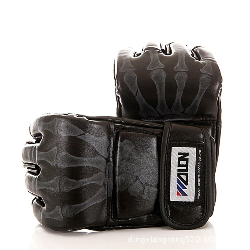Anillo de la lucha de entrenamiento a menudo con guantes grappling-guantes de artes marciales saco de arena para guantes de boxeo OFT eppro