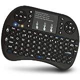 Mini Teclado Wireless Tv Box Pc Android Tv Smart