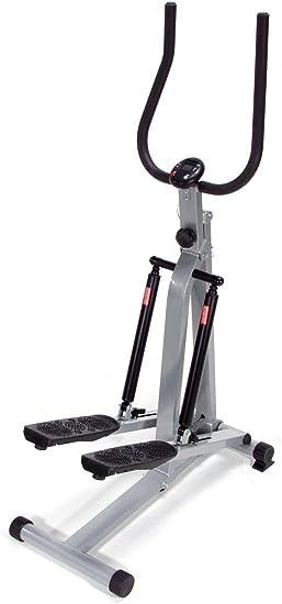 Resistencia Spacemate plegable para escaleras paso a paso ejercicio máquina de ejercicio gimnasio equipo: Amazon.es: Deportes y aire libre