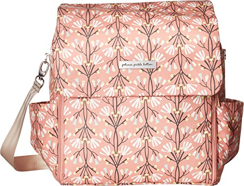 Petunia Pickle Bottom Abundance Boxy Backpack, Blissful Brisbane