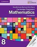 Cambridge Checkpoint Mathematics. Coursebook Stage 8 (Cambridge International Examin)