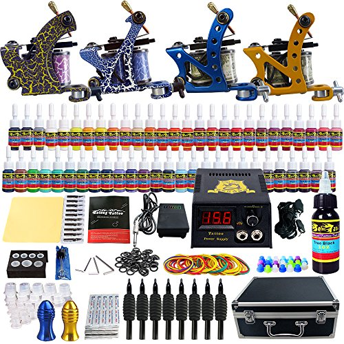 10 best tattoo machine kit professional ink for 2020