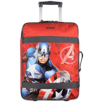 Samsonite Equipaje infantil, AVENGERS TRIANGLE (Varios colores) - 63466-4739: Amazon.es: Equipaje