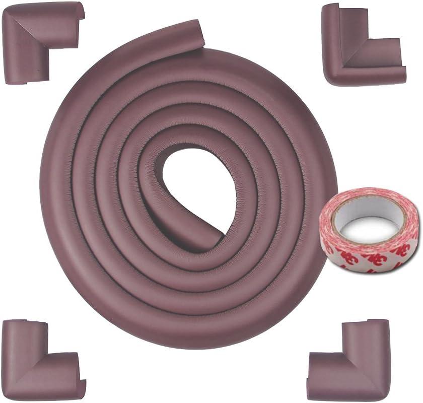 Fairy Baby Protection de Rebord et de Coins de Table pour Les B/éb/és Rouleau Protecteur