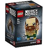 LEGO Brickheadz - Aquaman, Multicolore, 41600