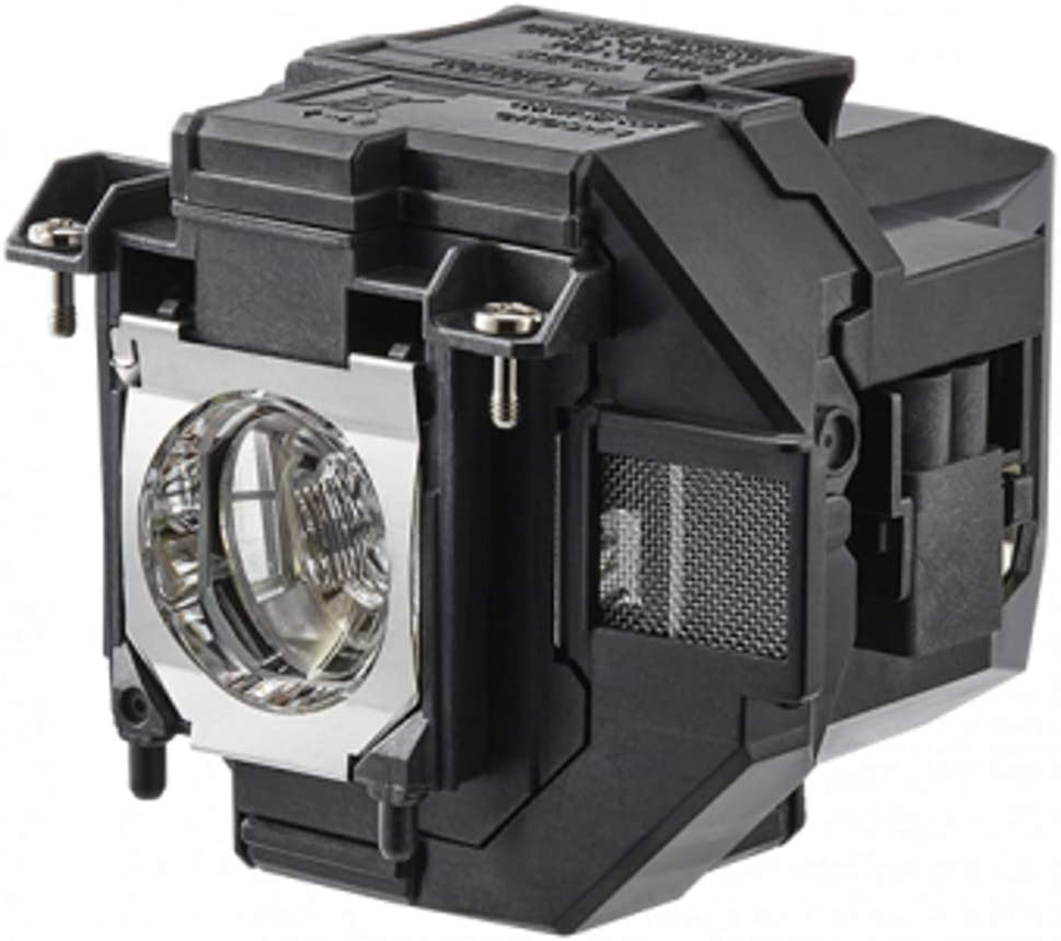 Power by Philips Replacement Lamp Assembly with Genuine Original OEM Bulb Inside for EPSON EMP-5101 Projector
