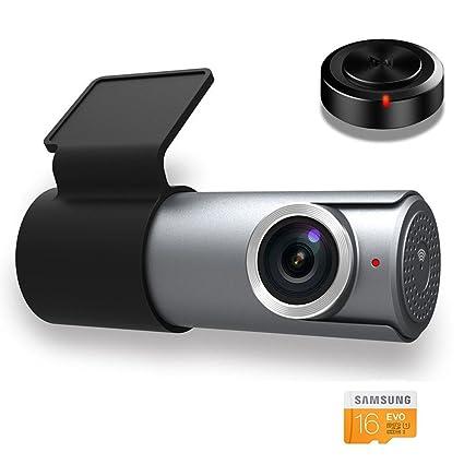 Amazon.com: Goluk T1 Wifi FHD 1080P Mini Car Dash Cam Recorder ...