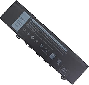 Vinpera 38Wh F62G0 Laptop Battery for Dell Inspiron 13 5370 7370 7373 7380 7386 2-in-1 P83G P83G001 P83G002 P87G P87G001 Vostro 13-5370-D1505G Series F62GO RPJC3 39DY5 039DY5 0RPJC3