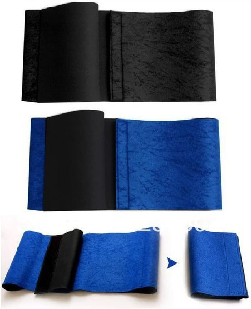 lrsupplies TRX - Protector de Cintura para Espalda, Neopreno, protección para Lesiones (Grande), Azul, lrg