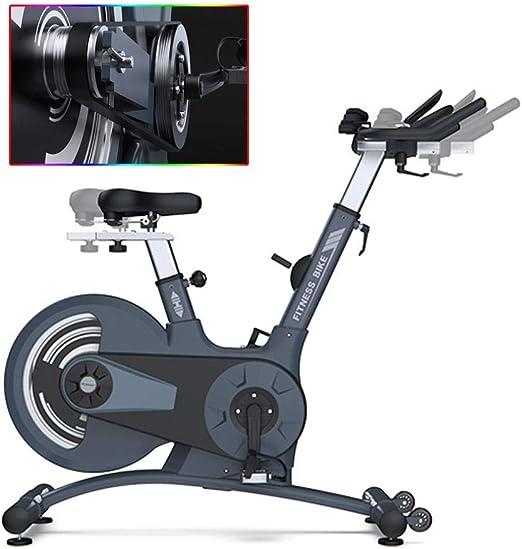 Bicicletas de Spinning Inicio Profesional Negrita Volante estática ...