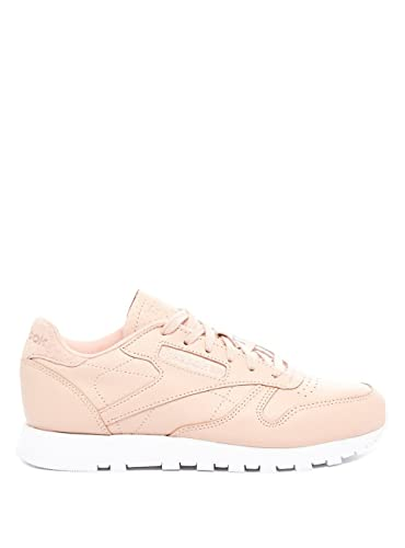 Reebok Classic Leather Nt Femme Baskets Mode Rose