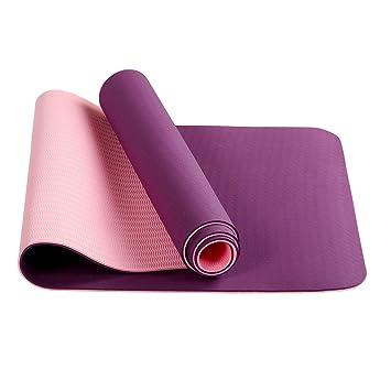 Farland Esterilla de yoga antideslizante, material TPE ...