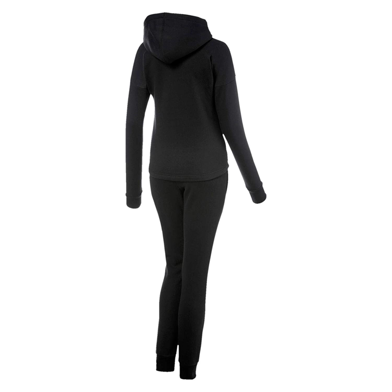 PUMA Classic Hoody Sweat Suit Tuta Sportiva Donna