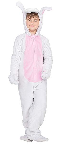 Amazon.com: Disfraz infantil de conejo de Halloween: Clothing