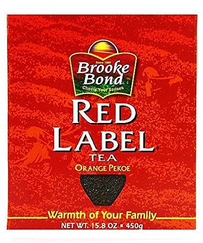 brooke bond red label tea - 8