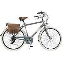 Via Veneto by Canellini Bicicleta Bici Citybike CTB Hombre Vintage Retro Via Veneto Aluminio