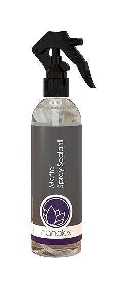 Nanolex Matte Spray Sealant 200 ml Sprüh - Versiegelung Coating für Matte Lacke Auto Motorrad Detailing