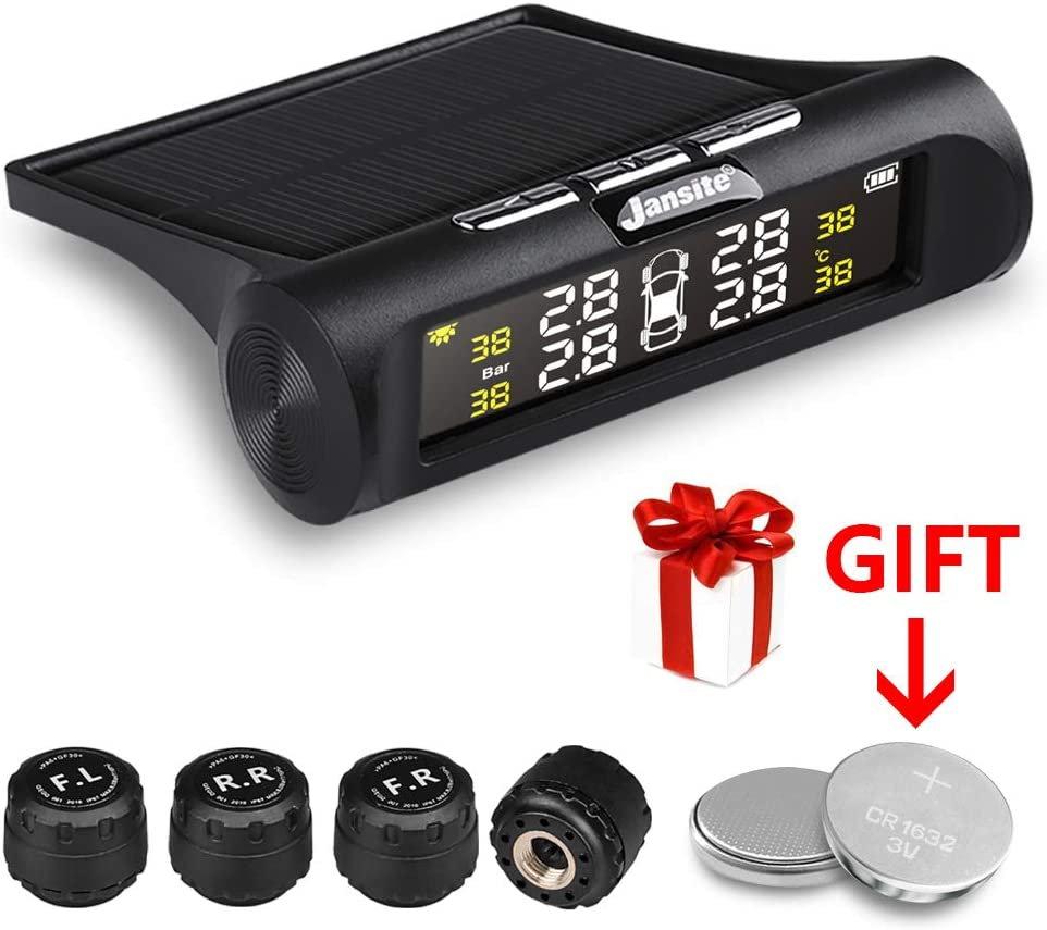 Jansite Universal Wireless TPMS