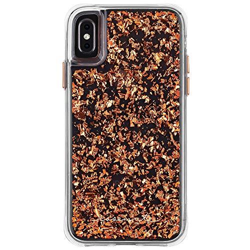 Case-Mate - iPhone XS Max Case - KARAT - iPhone 6.5 - Rose Gold