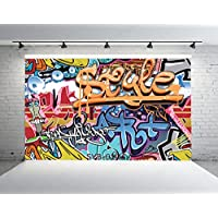 7x5ft Graffiti Series Photo Backdrops CP Customized Studio Background Studio Props SYB-0104
