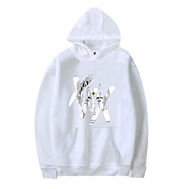 nayingying Xxxtentacion Hoodies Men/Women Casual Pullover Streetwear Sweatshirt Sudadera Hombre Harajuku Male Hood at Amazon Mens Clothing store: