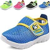 DADAWEN Baby's Boy's Girl's Breathable Mesh Running Sneakers Sandals Water Shoe