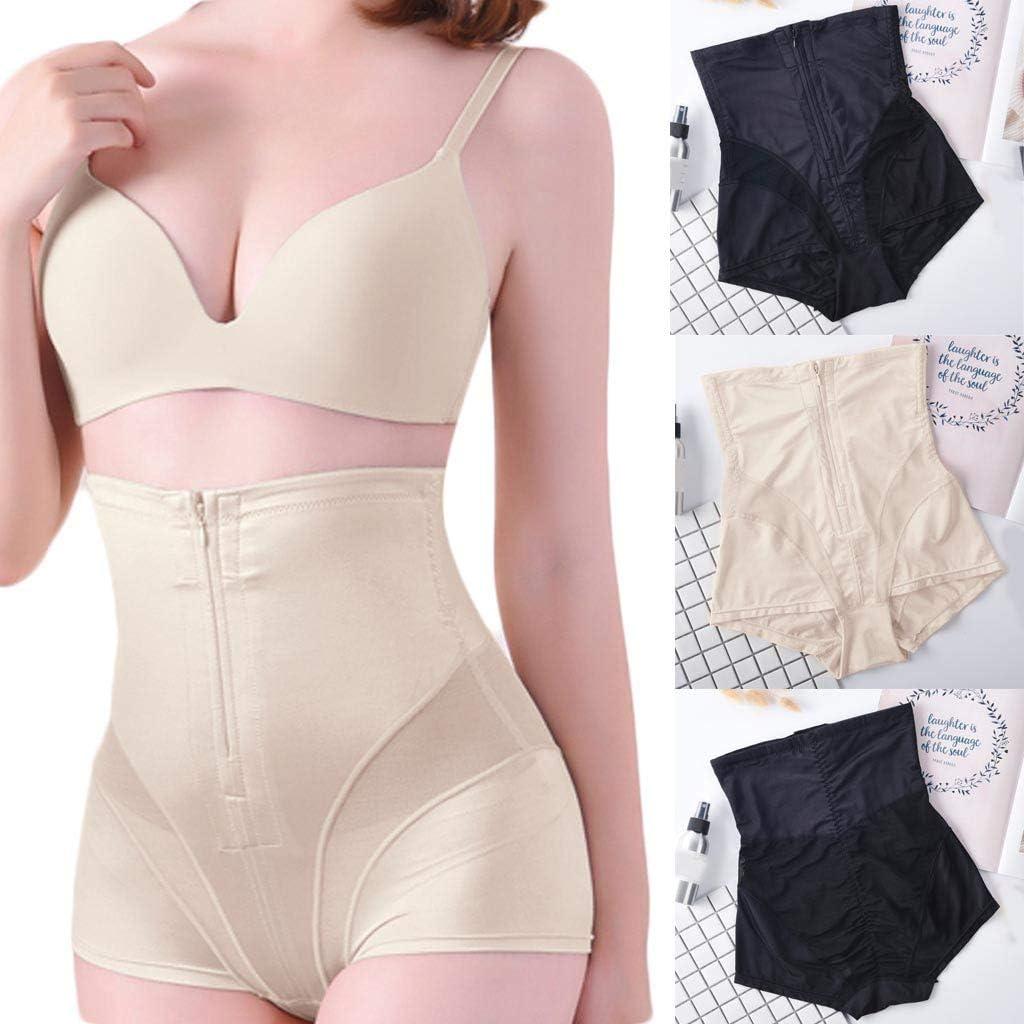 Bodysuit High Waist Tummy Control Seamless Slimming Panty Briefs CofeeMO Womens Slim Shapewear Panties