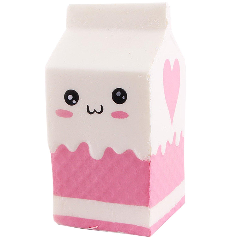 vaya olor suave juguetes para ni/ños y adultos 2 La leche de Enorme la crema suave h/úmedo aumentando lentamente el encanto de la tarjeta