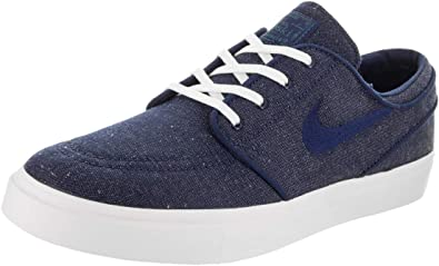 Zapatillas Deportivas Nike Para Hombre De Caña Baja Multicolor Azul Vacío Azul Vacío Rojo Aplastado Blanco 001 8 Us Shoes