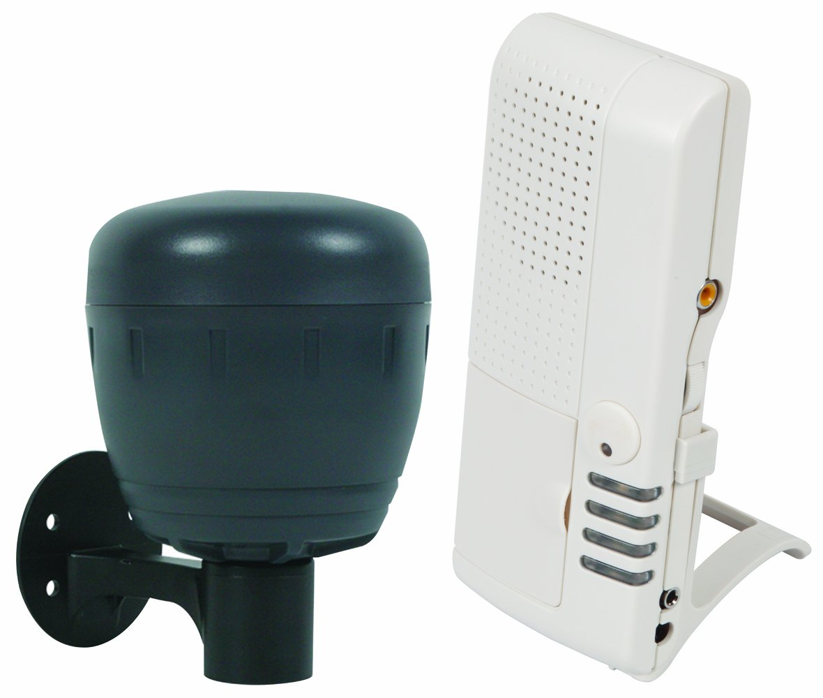 Safety Technology International, Inc.STI-V34150 Wireless Battery Powered Driveway Monitor with Voice Receiver by Safety Technology International, Inc. (Image #1)