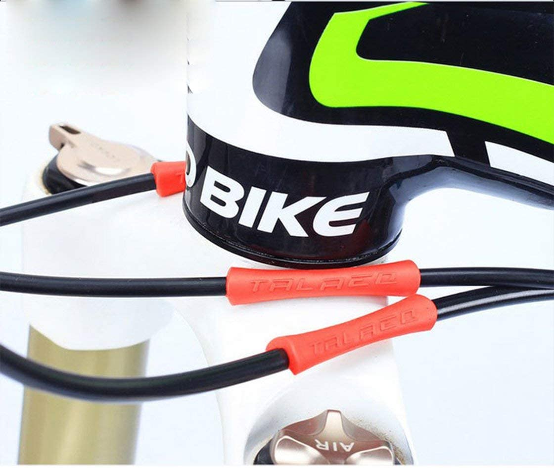 Gwendoll Cable de Freno de Bicicleta Funda Protectora Tubería ...