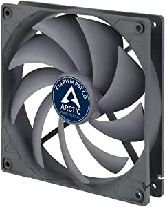 Arctic ACFAN00080A F14 PWM PST CO - 140 mm PWM PST Case Fan for Continuous Operation, Cooler with PST-Port