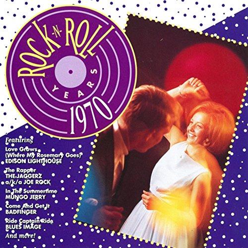 Rock 'N' Roll Years - 1970