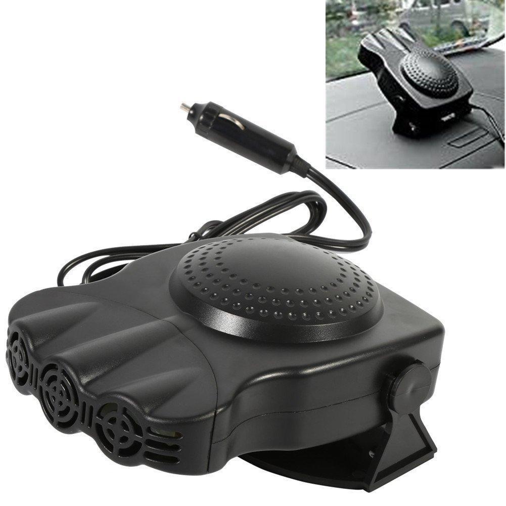 Windscreen Demister Defroster-12V 150W 2 in 1 Car Vehicle Heater Heating Cool Fan Windscreen Demister Defroster #2 Yosoo